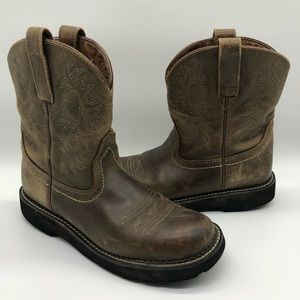 Ariat Fatbaby Boots size 9 B  style 14729